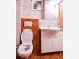 Pisak, Bathroom 1 u smještaju tipa apartment, WIFI.