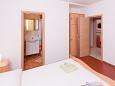 Pisak, Bedroom 2 u smještaju tipa apartment, dostupna klima i WIFI.
