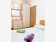 Pisak, Bedroom u smještaju tipa apartment, dostupna klima i WIFI.