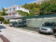 Parking lot Pisak (Omiš) - Accommodation 1010 - Apartments near sea with pebble beach.