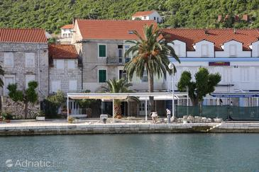 Property Trpanj (Pelješac) - Accommodation 10107 - Apartments near sea with pebble beach.