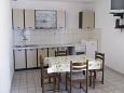Dining room - Apartment A-1011-a - Apartments Pisak (Omiš) - 1011