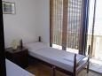 Bedroom 1 - Apartment A-1011-a - Apartments Pisak (Omiš) - 1011