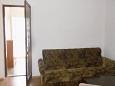 Pisak, Living room u smještaju tipa apartment, dostupna klima i WIFI.