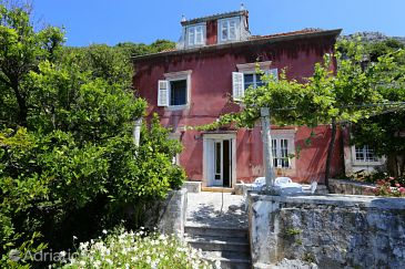 Property Viganj - Podac (Pelješac) - Accommodation 10141 - Vacation Rentals with pebble beach.