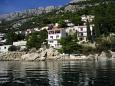 Property Pisak (Omiš) - Accommodation 1016 - Apartments near sea with pebble beach.