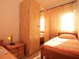 Orebić, Bedroom 2 u smještaju tipa apartment, WIFI.