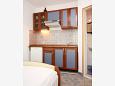 Kitchen - Studio flat AS-10176-a - Apartments and Rooms Orebić (Pelješac) - 10176