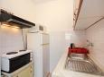 Kitchen - Studio flat AS-10185-b - Apartments Orebić (Pelješac) - 10185