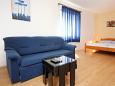 Living room - Studio flat AS-10191-e - Apartments and Rooms Orebić (Pelješac) - 10191