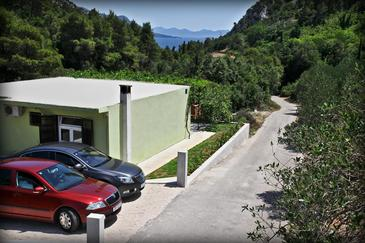Property Trstenik (Pelješac) - Accommodation 10195 - Vacation Rentals with pebble beach.