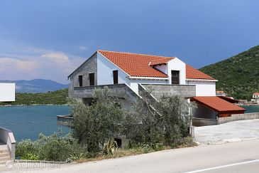 Property Luka Dubrava (Pelješac) - Accommodation 10204 - Apartments near sea.