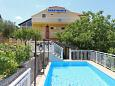 Property Ston (Pelješac) - Accommodation 10208 - Apartments with pebble beach.