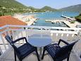 Balcony - Apartment A-10234-a - Apartments and Rooms Hodilje (Pelješac) - 10234