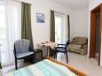 Bedroom - Room S-10234-a - Apartments and Rooms Hodilje (Pelješac) - 10234