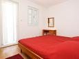 Bedroom 1 - Apartment A-10235-a - Apartments Blaževo (Pelješac) - 10235