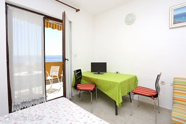 Studio flat AS-1024-b - Apartments Marušići (Omiš) - 1024