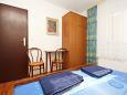 Bedroom - Apartment A-10250-a - Apartments Orebić (Pelješac) - 10250