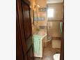 Orebić, Bathroom u smještaju tipa apartment, dopusteni kucni ljubimci i WIFI.