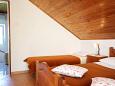 Bedroom 3 - House K-10253 - Vacation Rentals Viganj (Pelješac) - 10253