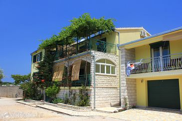 Property Mirca (Pelješac) - Accommodation 10255 - Apartments near sea with sandy beach.