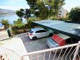 Parking lot Mastrinka (Čiovo) - Accommodation 10261 - Apartments near sea with pebble beach.