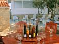 Terrace 2 - view - Apartment A-10263-c - Apartments Sevid (Trogir) - 10263