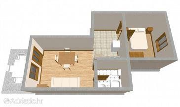 Apartment A-103-a - Apartments and Rooms Vrboska (Hvar) - 103