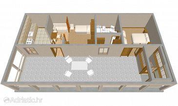 Apartment A-1030-a - Apartments Mimice (Omiš) - 1030