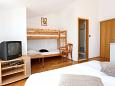 Bedroom - Room S-10303-a - Apartments and Rooms Duće (Omiš) - 10303