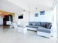 Living room - Apartment A-10307-a - Apartments Zečevo Rtić (Rogoznica) - 10307