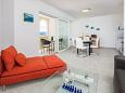 Living room - Apartment A-10330-a - Apartments Marušići (Omiš) - 10330
