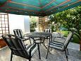 Terrace - Apartment A-10337-a - Apartments Trogir (Trogir) - 10337