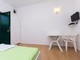 Dining room - Studio flat AS-10340-a - Apartments Arbanija (Čiovo) - 10340