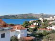 Terrace - view - Apartment A-10344-a - Apartments Seget Vranjica (Trogir) - 10344