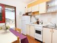 Kitchen - Apartment A-10346-b - Apartments Drvenik Veliki (Drvenik) - 10346