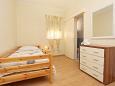 Bedroom 3 - Apartment A-10348-a - Apartments Podstrana (Split) - 10348