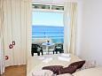 Bedroom 1 - Apartment A-10352-a - Apartments Krilo Jesenice (Omiš) - 10352