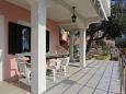 Terrace - Apartment A-10353-a - Apartments Poljica (Trogir) - 10353