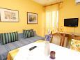 Living room - Apartment A-10355-a - Apartments Slatine (Čiovo) - 10355