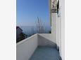 Balcony 2 - Apartment A-10356-a - Apartments Podstrana (Split) - 10356