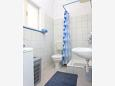 Podstrana, Bathroom u smještaju tipa apartment, dopusteni kucni ljubimci i WIFI.