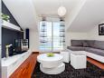 Living room - Apartment A-10364-a - Apartments Mastrinka (Čiovo) - 10364