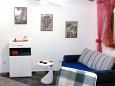 Living room - Apartment A-1037-a - Apartments Seget Vranjica (Trogir) - 1037
