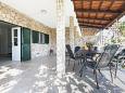 Terrace - Apartment A-1037-b - Apartments Seget Vranjica (Trogir) - 1037