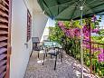 Terrace - Apartment A-1038-a - Apartments Seget Vranjica (Trogir) - 1038