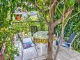 Terrace - Apartment A-1038-b - Apartments Seget Vranjica (Trogir) - 1038