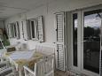 Terrace - Apartment A-1051-a - Apartments Seget Vranjica (Trogir) - 1051