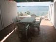 Terrace - Apartment A-1051-b - Apartments Seget Vranjica (Trogir) - 1051