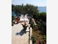 Seget Vranjica, Trogir, Courtyard 1051 - Apartments blizu mora.
